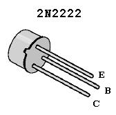 brochage 2N2222