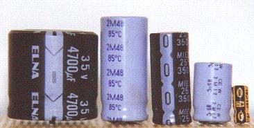 Condensateurs électrochimiques